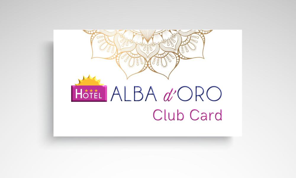 Approfitta dei vantaggi della nostra Club Card.